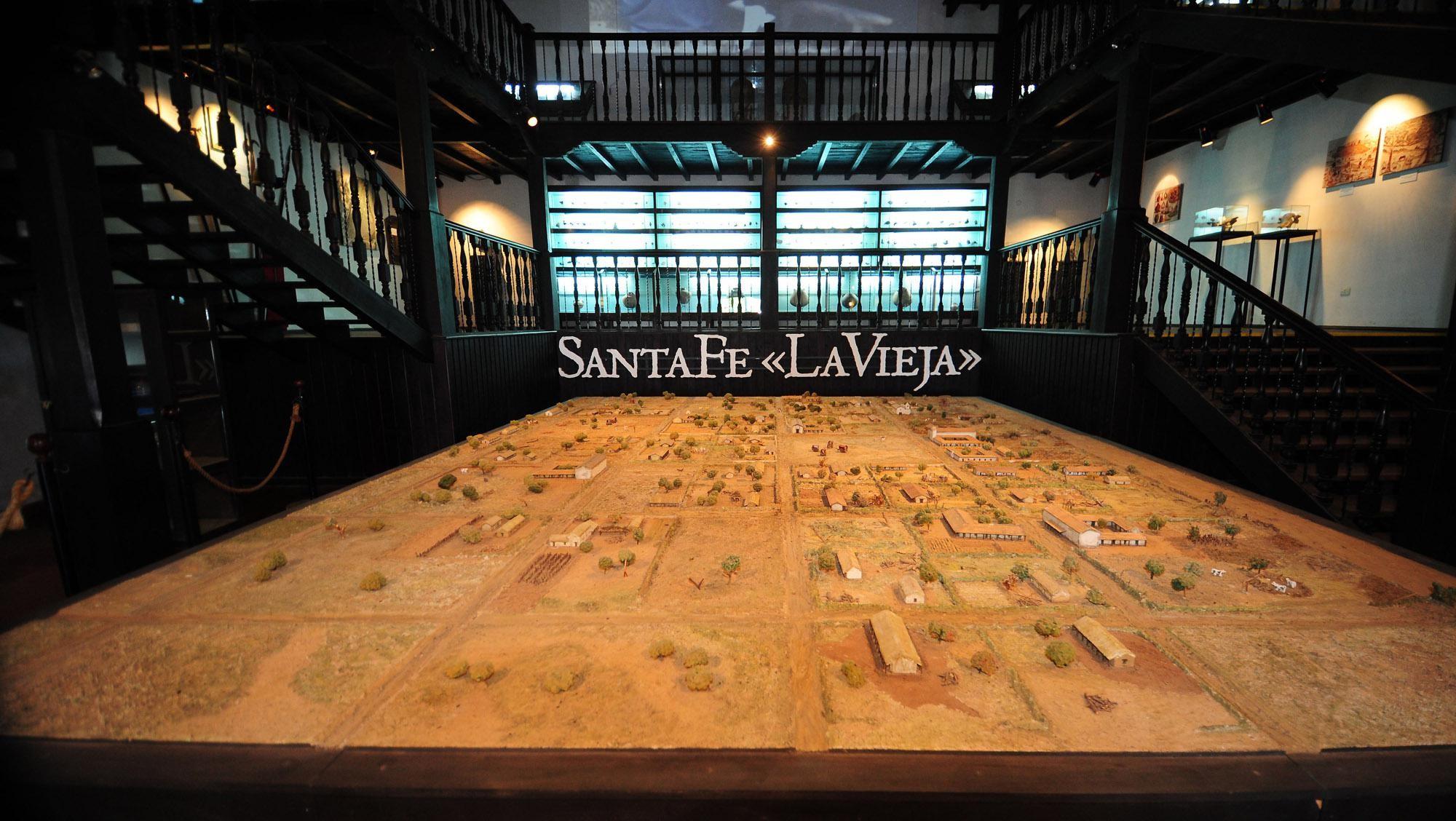 Santa Fe L vieja