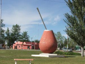 1 Monumento al Mate en Santa Rosa