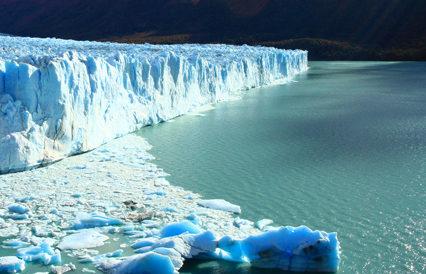 Se produjo la ruptura del Glaciar Perito Moreno