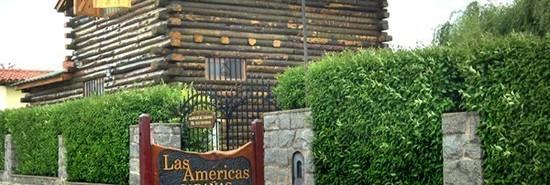 Cabaña Las Américas - Valle Hermoso