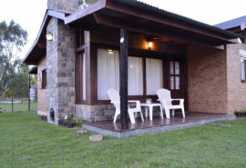 Cabaña Cabañas Oso Dormilón - Chascomús