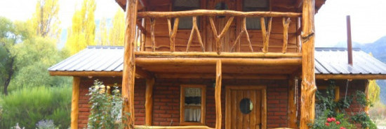 Cabaña Cabañas Hechizo de Luna - El Hoyo