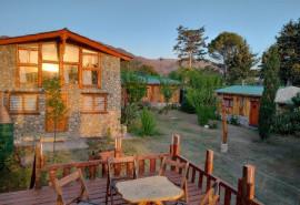 Cabaña Cabañas Troncopiedra - Huerta Grande