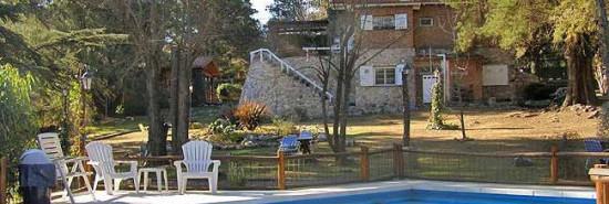 Cabaña Casitas del Bosque - Villa General Belgrano