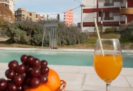 Cabaña Dulce Naranja - Frente a la playa - Villa Gesell