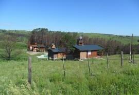 Cabaña cabañas la pendiente - Villa Yacanto