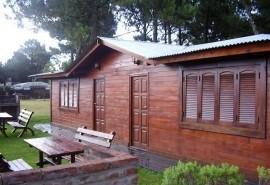 Cabaña Casas del Bosque - Ostende
