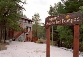 Cabaña SOL DE LAS PAMPAS - Mar de las Pampas