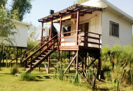 Cabaña Cabañas Puerto Trinidad - Delta del Tigre