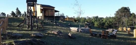 Cabaña Cabañas La Calandria - Villa Yacanto