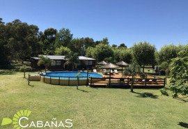 Cabaña Cabañas Pachamia - La Lucila del Mar