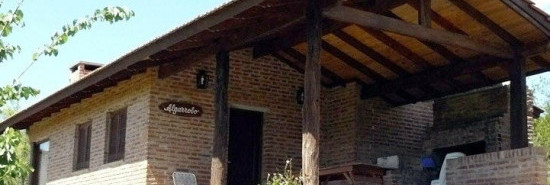 Cabaña El Rodeo Apart Cabañas & Suites - Santa Rosa de Calamuchita