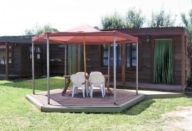 Cabaña Cabañas de Campo Lermi - Santa Clara del Mar