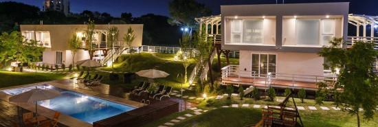 Cabaña Senderos - Villa Gesell