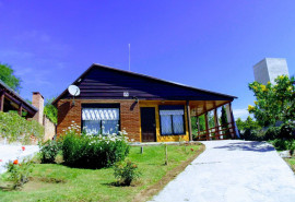 Cabaña La Casa De Las Flores - Potrero de los Funes