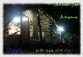 Cabaña Cabañas Rústicas Virazón - Claromecó