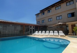 Cabaña Nuevo Hotel Bella Costa - La Lucila del Mar