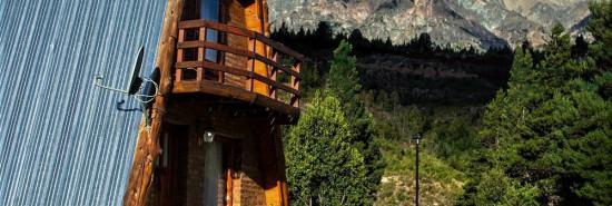 Cabaña Cabaña Entre Los Cerros - El Hoyo