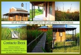 Cabaña Contacto Ibera - Esteros del Iberá