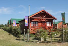 Cabaña Cabañas Altos de Yerua - Concordia