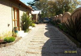 Cabaña Cabaña Los Arcos - Sierra de la Ventana