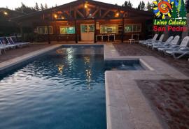 Cabaña Cabañas Leime San Pedro - San Pedro