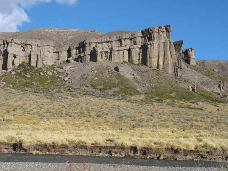 Castillos de Pincheira en Malargüe