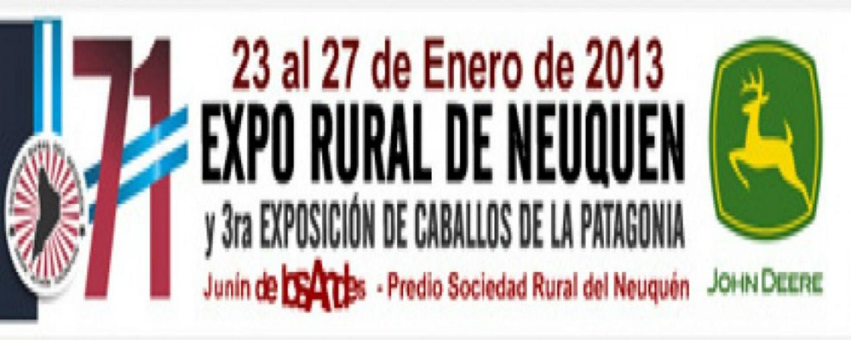 Comienza la Expo Rural y el Campeonato de Polo en Neuquén