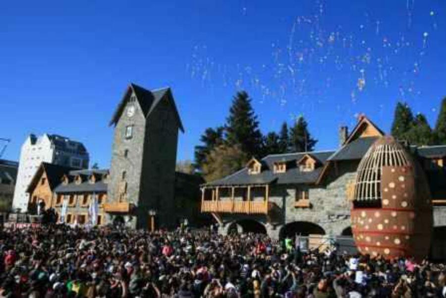 Fiesta del Chocolate en Bariloche