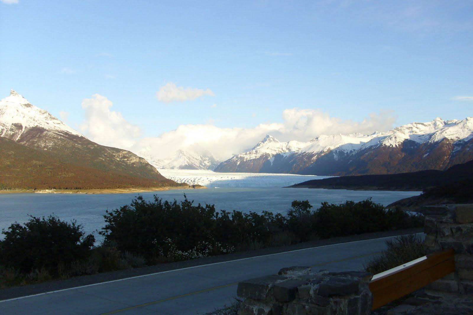 Una nueva competencia de ciclismo se instala en El Glaciar