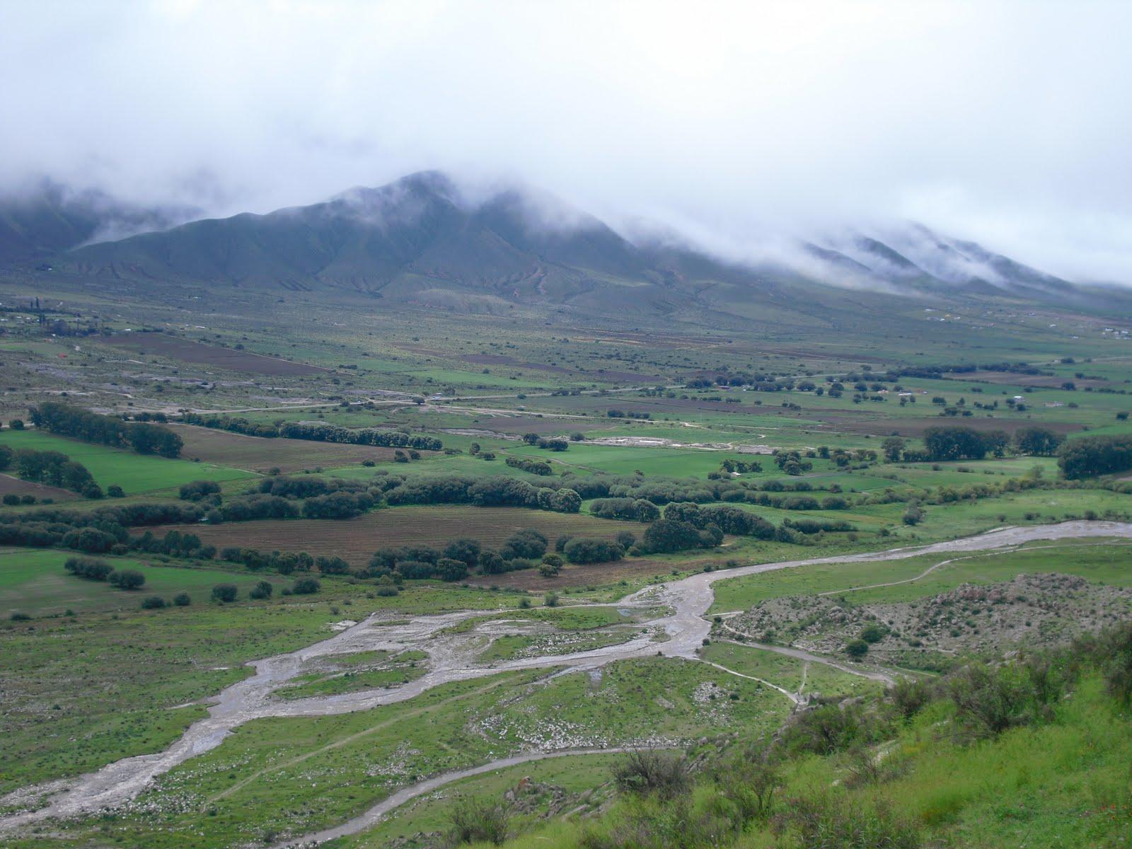Se viene el EcoAtletas, una carrera en alta montaña en Tafí del Valle