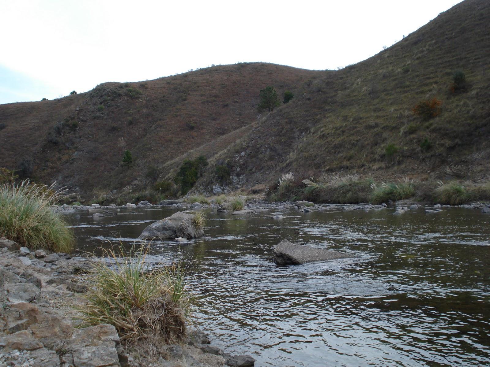 El Durazno, paraje de montaña en las sierras cordobesas
