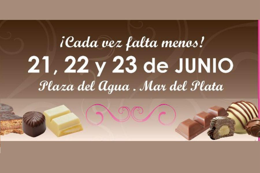 ExpoChocolate en Mar del Plata