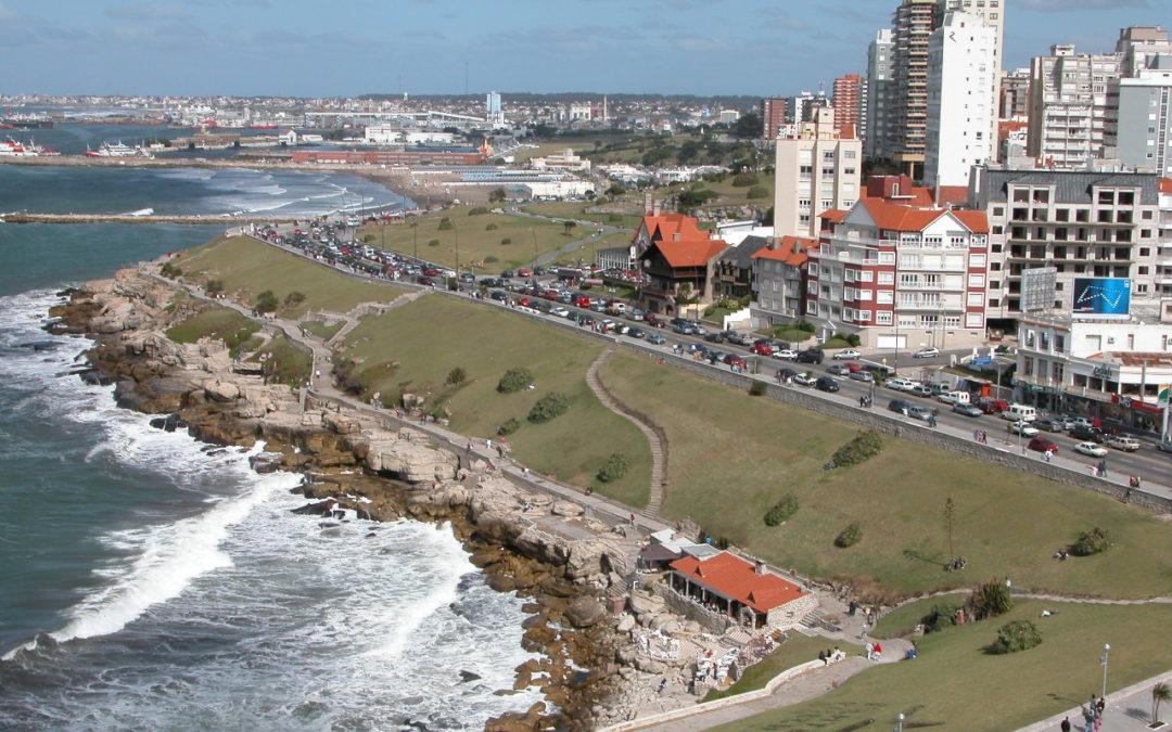 Mar del Plata, la ciudad más popular de la Costa Atlántica