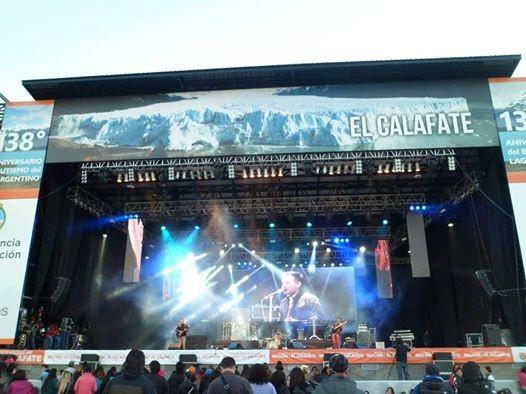 Comienza la Fiesta Nacional del Lago Argentino