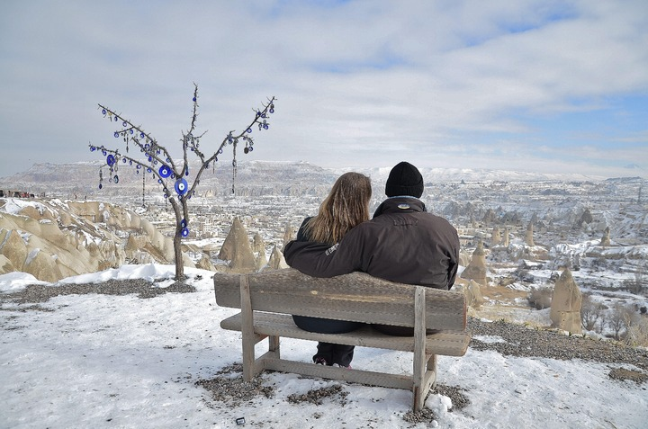5 destinos para un finde romántico inolvidable