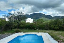 Cabaña Las Cúpulas Blancas - Capilla del Monte