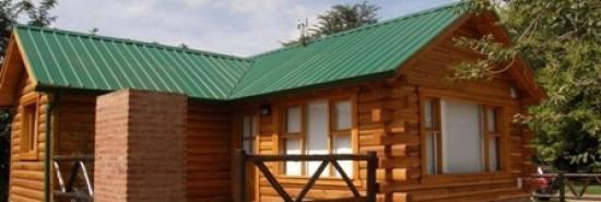 Cabaña Complejo El Aguaribay - Sierra de la Ventana