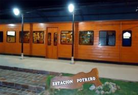 Cabaña Cabañas Estacion Potrero - Potrero de los Funes