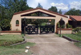 Cabaña Cabañas del Pastizal - Uspallata