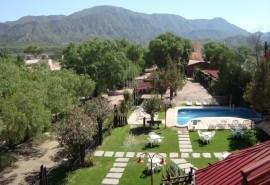 Cabaña Hosteria Termas del Challao - Mendoza - Capital