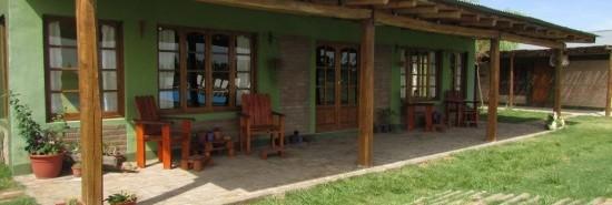 Cabaña Cabañas Las Bahienses - San Rafael y Valle Grande