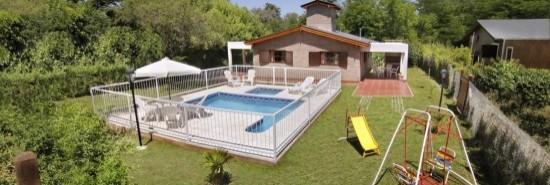 Cabaña Chalets Pampa - Villa General Belgrano