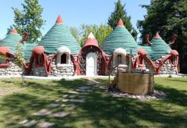 Cabaña Aldea Encantada - San Rafael y Valle Grande