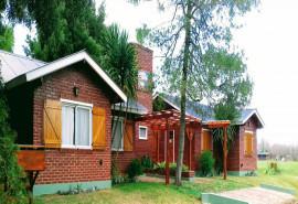 Cabaña Chicharo Cabañas - Chascomús