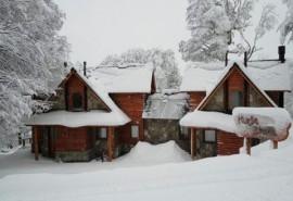 Cabaña Huella Blanca - San Martín de los Andes
