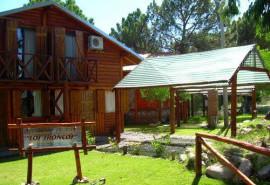Cabaña Cabañas Los Troncos - Monte Hermoso