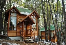 Cabaña Aldea Nevada Cabañas - Ushuaia
