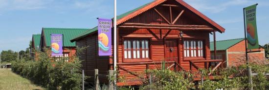 Cabaña Cabañas Altos de Yerua - Puerto Yerua