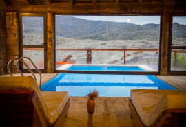 Cabaña Casas Viejas Lodge & Spa - La Cumbrecita